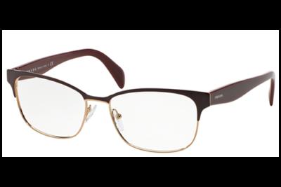 Prada 65RV UAN1O1 53 Women's Eyeglasses