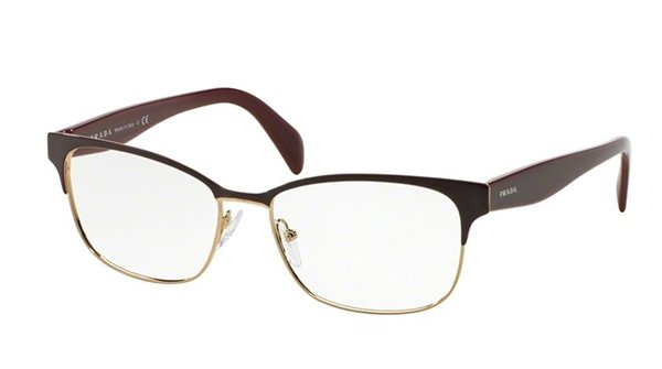 Prada 65RV UAN1O1 55 Women's Eyeglasses