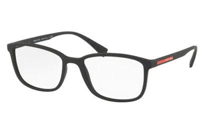 Prada Linea Rossa 04IV  DG01O1 55 Men's Eyeglasses