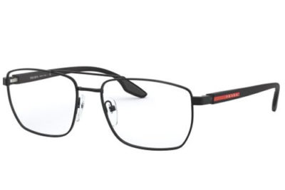Prada Linea Rossa 53MV 1BO1O1 55 Men's Eyeglasses