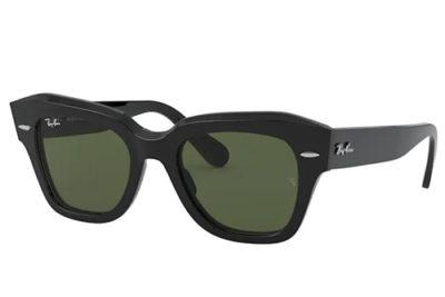 Ray-Ban 2186  901/31 49 Unisex Sunglasses