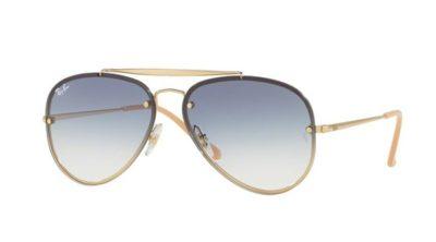 Ray-Ban 3584N 001/19 58 Unisex Sunglasses