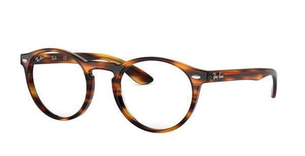 Ray-Ban 5283  2144 49 Unisex Eyeglasses