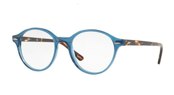 Ray-Ban 7118 8022 50 Unisex Eyeglasses