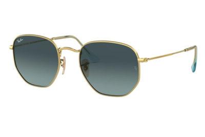 Ray-Ban 3548N  91233M 51 Unisex Sunglasses