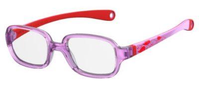 Safilo Sa 0003/n XEY/16 LILAC FANTAS 43 Kids Eyeglasses