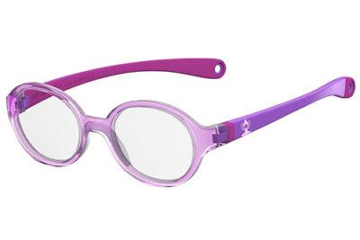 Safilo Sa 0004/n 789/16 LILAC 42 Kids Eyeglasses
