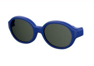 Safilo Sa 0004nclip-on PJP/M9 BLUE 43 Kids Sunglasses