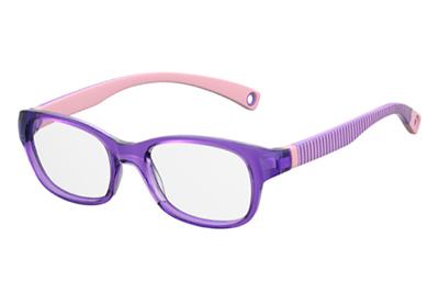 Safilo Sa 0007 B3V/16 VIOLET 45 Kids Eyeglasses