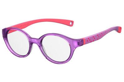 Safilo Sa 0008 BPK/17 PATTERN VLT 43 Kids Eyeglasses