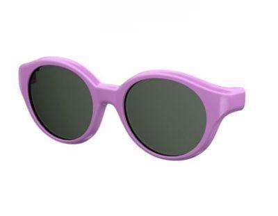 Safilo Sa 0008clip-on B3V/M9 VIOLET 44 Kids Sunglasses