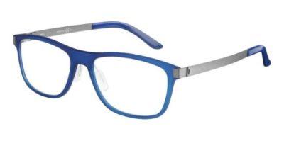 Safilo Sa 1024 HUE/17 TRBLUE MTRUT 55 Men's Eyeglasses