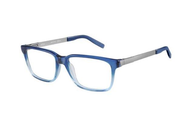 Safilo Sa 1029 V4W/16 SHDBLUE RUTH 53 Men's Eyeglasses