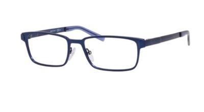 Safilo Sa 1032 IDK/17 MATTE BLUE 56 Men's Eyeglasses