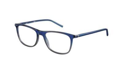 Safilo Sa 1060 PP4/18 SHD BLUEGREY 52 Men's Eyeglasses
