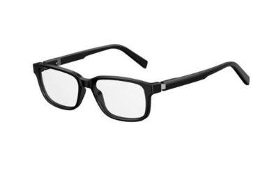 Safilo Sa 1079 807/16 BLACK 54 Men's Eyeglasses