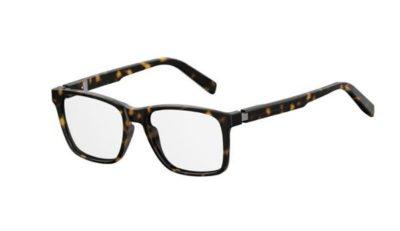 Safilo Sa 1080 086/18 DARK HAVANA 56 Men's Eyeglasses
