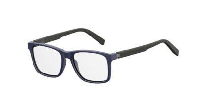 Safilo Sa 1080 13D/18 BLUE GREY 56 Men's Eyeglasses