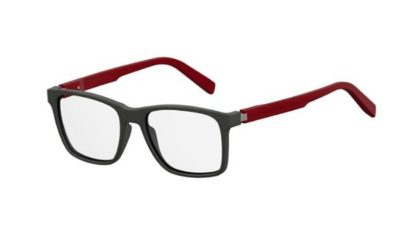 Safilo Sa 1080 13H/18 GREY BURGUND 56 Men's Eyeglasses
