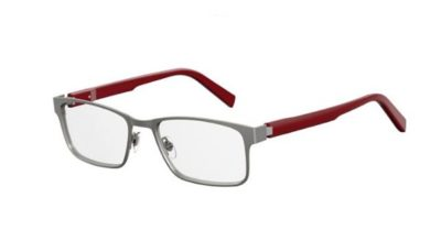 Safilo Sa 1082 13M/18 MTDKRUT BORD 53 Men's Eyeglasses