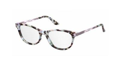 Safilo Sa 6048 Y9M/17 AZUHVNA PINK 51 Women's Eyeglasses