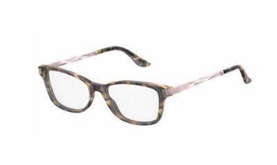 Safilo Sa 6049 Y3F/16 YLLWHVN PINK 50 Women's Eyeglasses