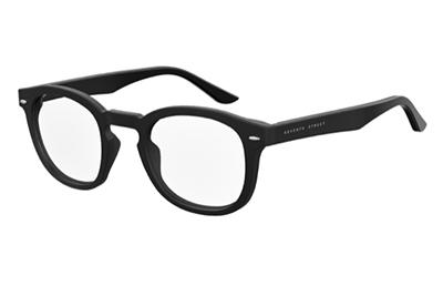 Seventh Street 7a 049 003/23 MATT BLACK 49 Men's Eyeglasses