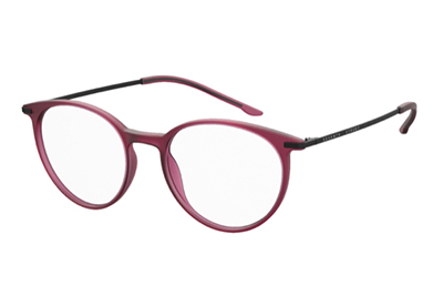 Seventh Street 7a 056 GMY/18 MATT FUCHSIA 49 Men's Eyeglasses