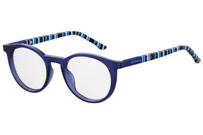 Seventh Street S 281 737/19 BLUE MULTIC 46 Unisex Eyeglasses