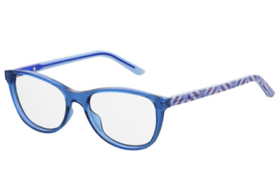 Seventh Street S 283 GEG/16 TRBLUE BLUET 51 Women's Eyeglasses