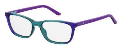 Seventh Street S 284 0B2/16 VIOLET GREEN 53 Women's Eyeglasses