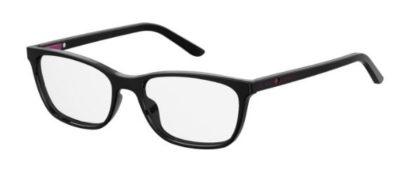 Seventh Street S 284 807/16 BLACK 53 Women's Eyeglasses