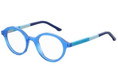 Seventh Street S 285 PJP/20 BLUE 44 Unisex Eyeglasses