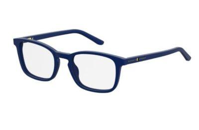 Seventh Street S 288 FLL/19 MATTE BLUE 48 Men's Eyeglasses