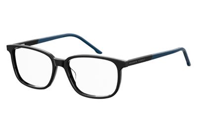 Seventh Street S 297 807/16 BLACK 51 Men's Eyeglasses