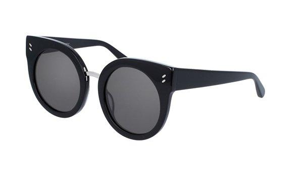 Stella Mccartney SC0036S black 51 Women's Sunglasses