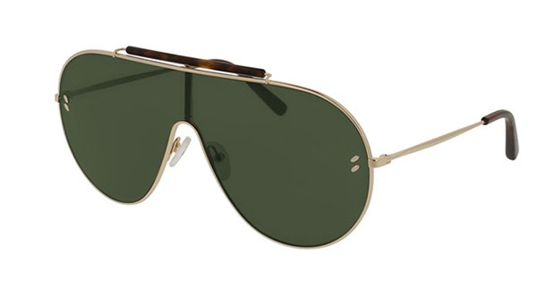 Stella Mccartney SC0056S gold  Women's Sunglasses