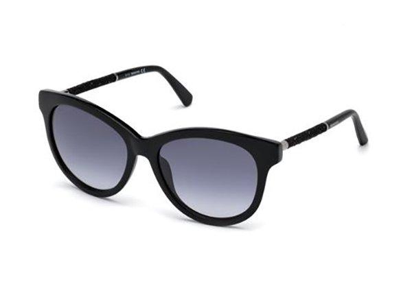 Swarovski SK0132 01B 56 Sunglasses