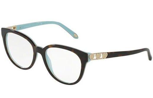 Tiffany & Co. 2145 Eyeglasses 8134 54 Women's