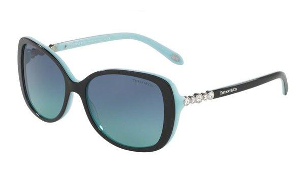Tiffany & Co. 4121B 80559S 55 Women's Sunglasses