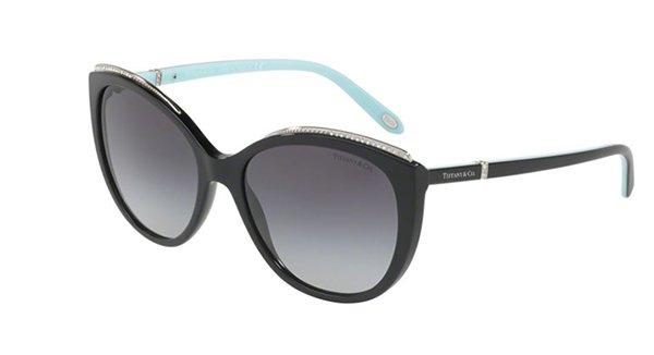 Tiffany & Co. 4134B 81813C 56 Women's Sunglasses