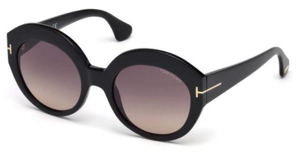 Tom Ford FT0533 01B 54 Sunglasses