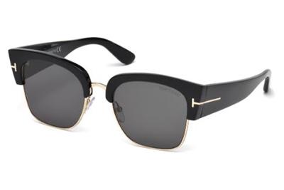 Tom Ford FT0554 01A 55 Sunglasses