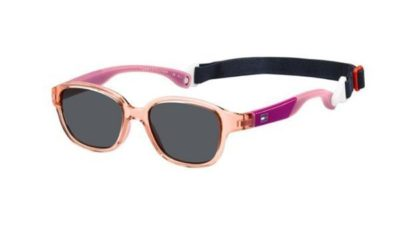 Tommy Hilfiger Th 1499/s S8R/IR LIGHT PINK 43 Kids Sunglasses