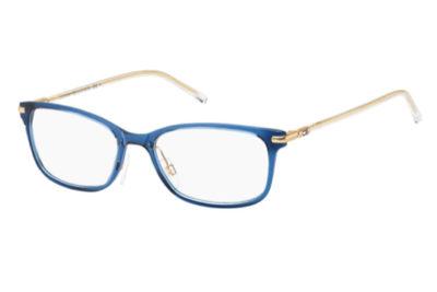 Tommy Hilfiger Th 1400 R21/17 BLUE CRYSTAL 53 Women's Eyeglasses