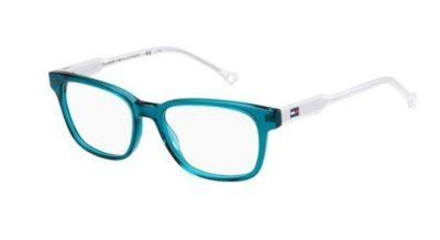 Tommy Hilfiger Th 1427 Y5F/17 GREY CRYYLLW 50 Kids Eyeglasses