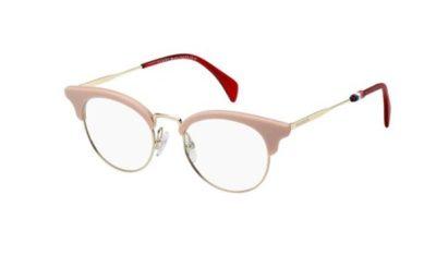 Tommy Hilfiger Th 1540 35J/20 PINK 49 Women's Eyeglasses