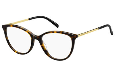 Tommy Hilfiger Th 1590 086/17 DARK HAVANA 52 Women's Eyeglasses