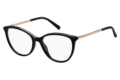 Tommy Hilfiger Th 1590 807/17 BLACK 52 Women's Eyeglasses