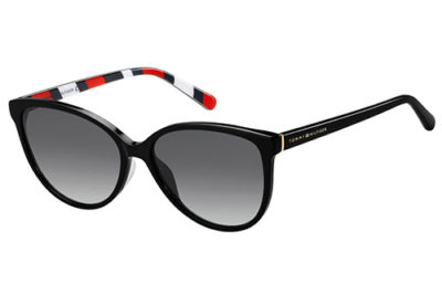 Tommy Hilfiger Th 1670/s 807/9O BLACK 57 Women's Sunglasses